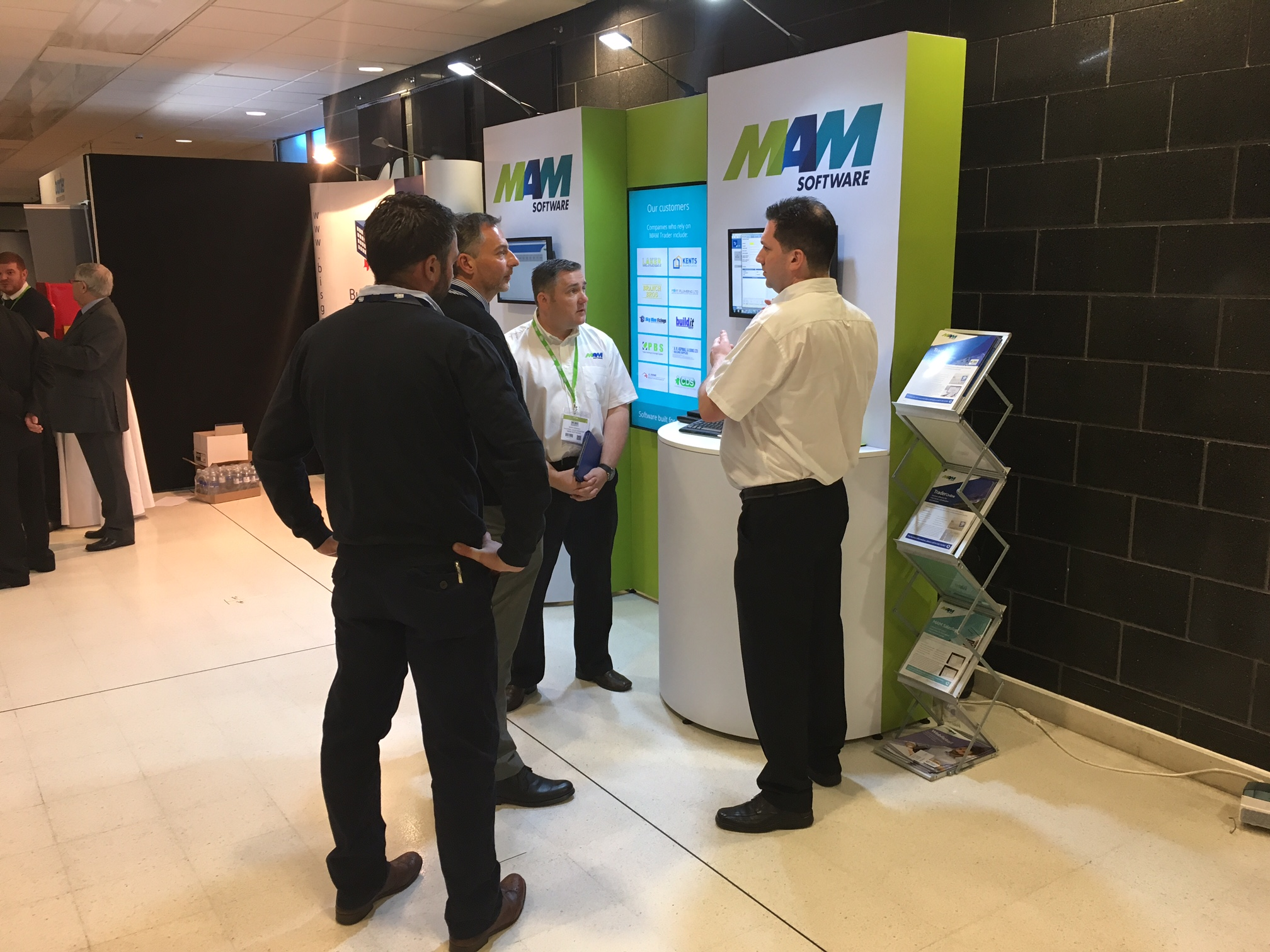 Modular Exhibition Stand Job : Exhibition stand design ideas to draw more people eventbrite uk